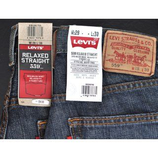 Levi's Men's 559 Relaxed Straight Leg Jean at  Men�s Clothing store