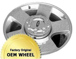 FORD F250,F350 20x8 5 SPOKE Factory Oem Wheel Rim  POLISHED   Remanufactured Automotive
