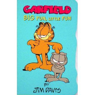 Garfield Big Fun, Little Fun Jim Davis Books