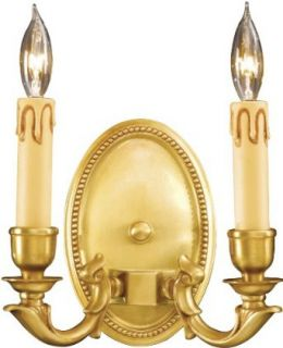 Metropolitan N9809 FG Two Light Wall Sconce from the Metropolitan Collection, Polished Chrome