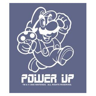 Nintendo Super Mario Bros. Power Up Window Decal Sticker 96 584 Automotive