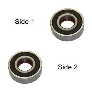 Superior Electric SE 607 2RS Replacement Ball Bearing   7x19x6 replaces Bosch 2600905032  Lawn Mower Bearings  Patio, Lawn & Garden