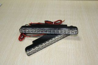 (HK) 2x 28 Waterproof High Brilliant 56 LED Lights AUX Daytime Running Car Truck Light LA 590  Automotive Electronic Security Products
