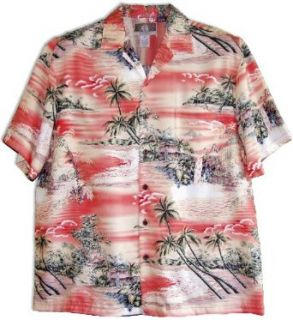 Vacation Aloha Shirt Hawaiian Shirts   Mens Hawaiian Shirts   Aloha Shirt at  Men's Clothing store Button Down Shirts