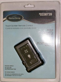Harbor Breeze Ceiling Fan Touch Screen Remote Control#0338739