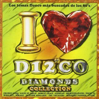 Vol. 39 I Love Disco Diamonds Music
