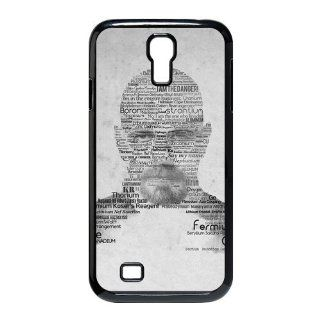 Custom Breaking Bad Cover Case for Samsung Galaxy S4 I9500 S4 624 Cell Phones & Accessories