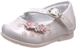 Pampili Angel 04 4.624 Mary Jane (Infant/Toddler), Blanco 27 (27), 16 EU (0 M US Infant) Flats Shoes Shoes