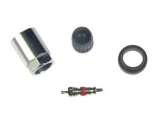 Dorman 609 104 Cadillac/Chevrolet/GMC Tire Pressure Monitor System Valve Core Kit, Pack of 5 Automotive
