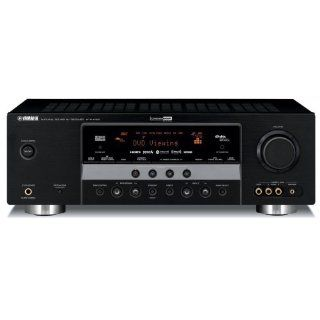 Yamaha HTR 6150BL 630 Watt 7.1 Channel Home Theater Receiver (Discontinued by Manufacturer) Electronics