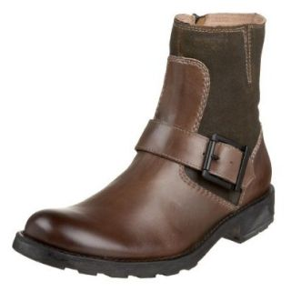 Kenneth Cole REACTION Men's Hunt In Season Boot,Moss,6 M US Shoes