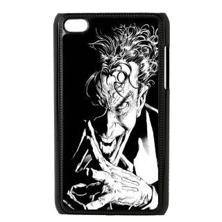 Phonecasezone Batman Joker IPod Touch 4th Case Cool IPod Touch 4th Back Cover Case SL0838   Players & Accessories