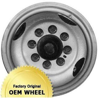 DODGE RAM 3500 16x6 Factory Oem Wheel Rim  STEEL SILVER   Remanufactured Automotive