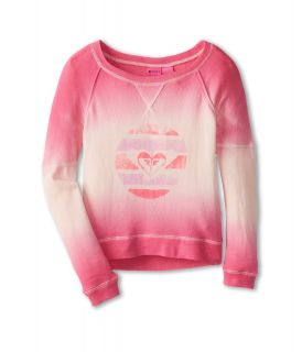 Roxy Kids Switch Up Fleece Pullover Girls Long Sleeve Pullover (Multi)