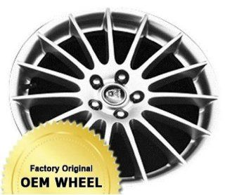 JAGUAR XJ,XJ8 18X8 15 SPOKE Factory Oem Wheel Rim  SILVER   Remanufactured Automotive