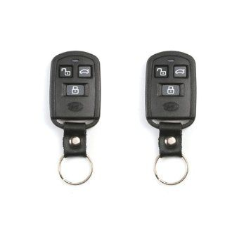 2PCS transmitter Keyless entry Remote Key Shell Case&pad For Hyundai 3 Button  Automotive Keyless Entry Remote Control Transmitter