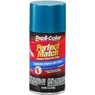 Dupli Color BGM0440 Bright Aqua Metallic General Motors Exact Match Automotive Paint   8 oz. Aerosol Automotive