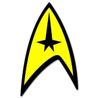 "Star Trek car bumper sticker decal 3"" x 5"" Automotive"