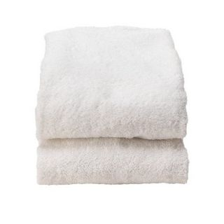 Extra Thick Cotton Terry Changing Pad Covers   Set of 2