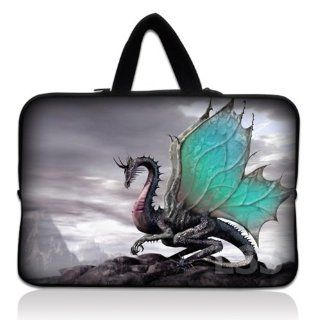 "Laptop Skin Shop 15.6 inch Laptop Sleeve Bag Carrying Case Pouch with Hidden Handle for 14"" 15"" 15.4"" 15.6"" Apple Macbook, GW, Acer, Asus, Dell, Hp, Sony, Toshiba, Flying Dragon Computers & Accessories"