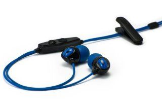 H2O Audio IE2 MBK Surge Contact Waterproof Sport Headset (Black/Blue) (Discontinued by Manufacturer) Electronics