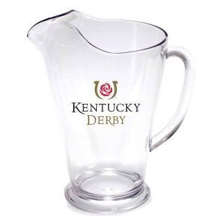 Kentucky Derby Icon Ice lip Plastic Pitcher Health & Personal Care