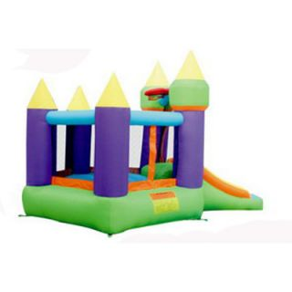 Bounceland Inflatable Magic Bounce House