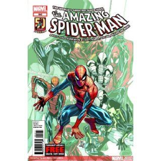 "Amazing Spider man #692 ""50th Anniversary Issue"" slott Books"