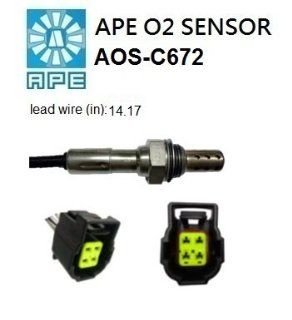 APE AOS C672 OXYGEN SENSOR FOR CHRYSLER, DODGE, JEEP Automotive
