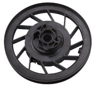 Briggs & Stratton 493824 Recoil Pulley with Spring for 625 675 Series Engines  Lawn Mower Pulleys  Patio, Lawn & Garden