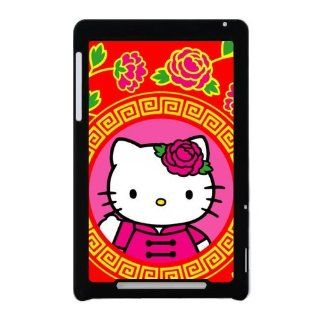 Cartoon Character Hello Kitty Google Nexus 7 Case Protective Back Cover Case for Google Nexus 7 Computers & Accessories