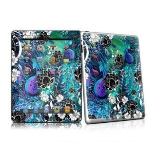 Peacock Garden Design Protective Decal Skin Sticker (High Gloss Coating) for Apple iPad 2nd Gen Tablet E Reader  Players & Accessories