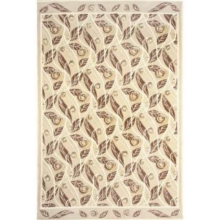 Duracord Sawgrass Mills Cottage Court Brown Rug