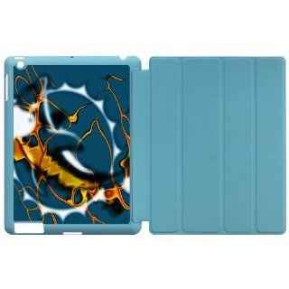 LADY LALA CASE, NFL Miami Dolphins Smart Cases for iPad 2, iPad 3 New iPad,IPad 4 Computers & Accessories