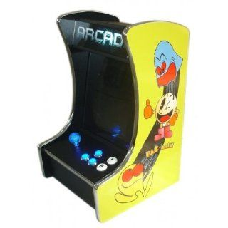 Mini Upright Bar Top Classic Arcade Cabinet Toys & Games