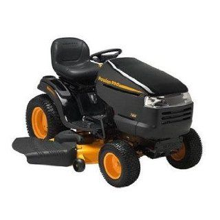 Poulan Pro PBLGT26H54 724cc 26 HP Gas 54 in Lawn Tractor  Riding Mowers  Patio, Lawn & Garden