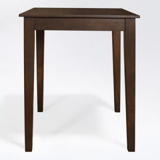 Crosley Tapered Leg Pub Table