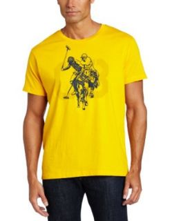 U.S. Polo Assn. Men's Screenprinted T Shirt at  Men�s Clothing store
