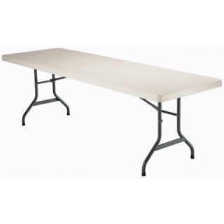 Lifetime 8 Commercial Grade Table in Almond