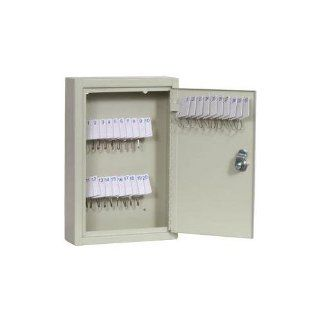 Master Lock No. 7130 Heavy Duty Key Cabinet, Holds 730 Keys