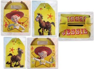TOY STORY JESSIE Party Decoration BOXES Gable Bags Supplies Birthday x12 Treats  Other Products