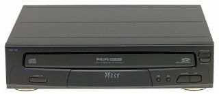 Philips CDC735 5 CD Changer (Discontinued by Manufacturer) Electronics