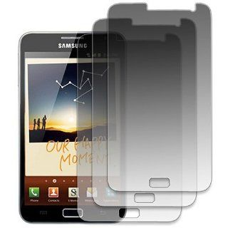 Anti Glare Matte Screen Protector for Samsung Galaxy Note N7000 SGH I717 SGH T879 Cell Phones & Accessories