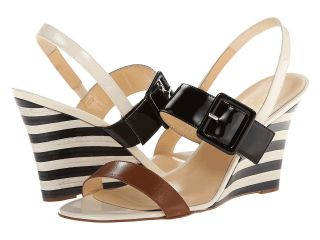 Kate Spade New York Isola Womens Wedge Shoes (Black)