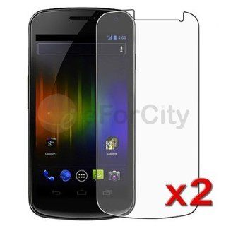 2x Anti Glare Matte Screen Protector Guard for Samsung Galaxy Nexus I9250 I515 Cell Phones & Accessories