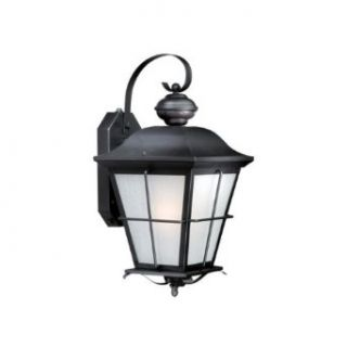 Vaxcel SR53131OR New Haven 9 Inch Outdoor Smart Light, Oil Rubbed Bronze   Wall Porch Lights