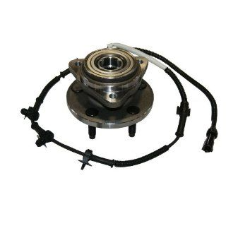 GMB 725 0071 Wheel Bearing Hub Assembly Automotive