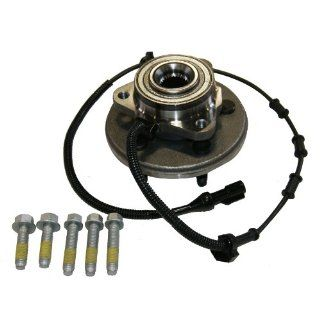 GMB 725 0235 Wheel Bearing Hub Assembly Automotive
