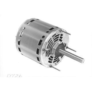 "Fasco D726 5.6"" Frame Open Ventilated Permanent Split Capacitor Direct Drive Blower Motor with Sleeve Bearing, 3/4 1/3HP, 1075rpm, 115V, 60Hz, 11 5 amps Electronic Component Motors"