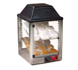 Nemco Food Equipment Countertop Heated Food Display Case, 120 Volt    1 each. Pans Kitchen & Dining